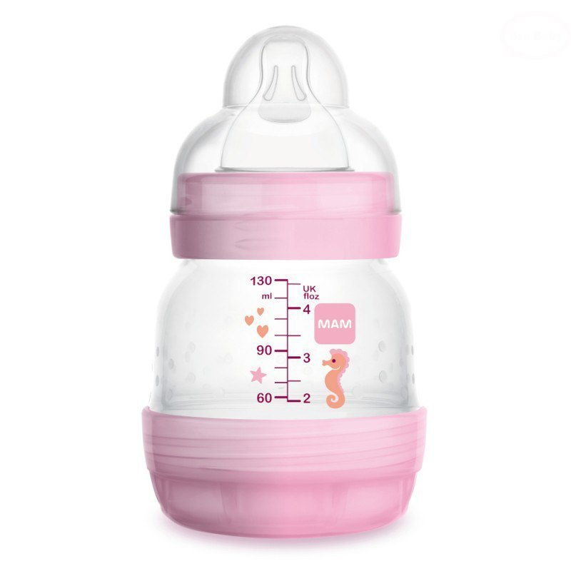 BUTELKA ANTI-COLIC 130ML GIRL
